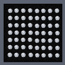 CVD 1.00 TCW 3pcs DEF VVS-VS Lab Grown Diamond 0.30-0.39ct-size