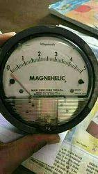 Magnehelic Air Pressure Gauge