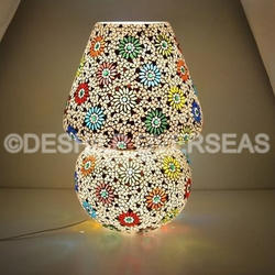 Beautiful Mosaic Table Lamp