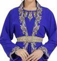 Djellaba Wedding Gown Maxi Dress