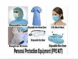 PPE Kit (Personal Protection Equipment) for Corona Virus
