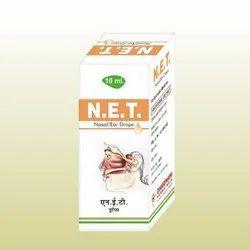 NET Ear Drop, Packaging Type: Box, Packaging Size: 10 Ml