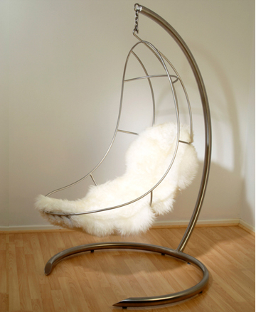 Exceptionnel Stainless Steel Hanging Chair