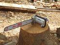 One Man Chain Saw Machines