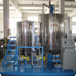 Zero Liquid Reverse Osmosis Plant