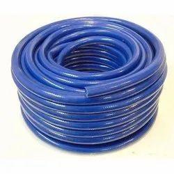 Blue PVC Garden Pipe