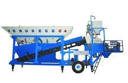 Mobile Concrete Batching Plant (Eco Series)