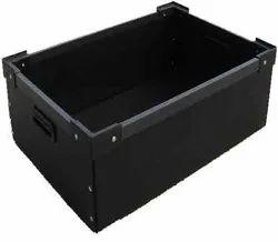 ESD Plastic Flute Box