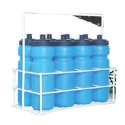 Metal Bottle Carrier For 6/8/10 Bottles