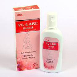 VL-Care Cocamidropropyl Betaine, Sorbitol & Lactic Acid Douche, Packaging Size: 100 Ml