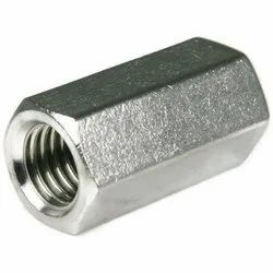 SS Hex Coupling Nut