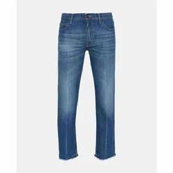 Blue Mens Denim Jeans