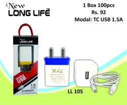 1.5 A Travel Faster Mobile Charger