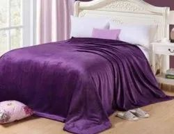 Silk Super Soft Luxury Double Bed Blanket