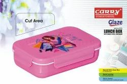 Glaze Stainless Steel Insulated Lunch Box