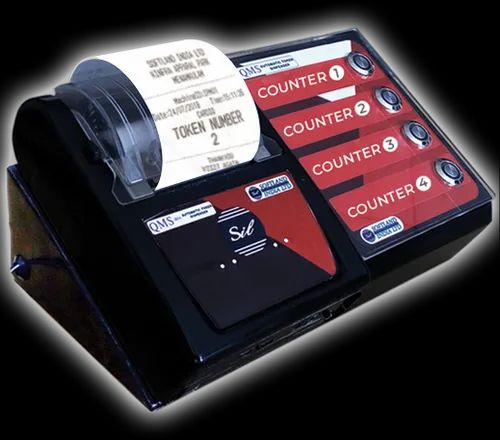 QMS - Queue Management System Solution with WIFI/ Wireless LED