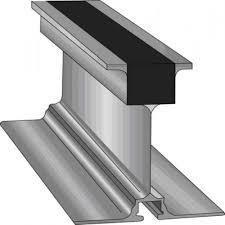 Aluminium Squeegee Beam