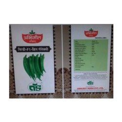 Abhijeet Hybrid Bhindi F1 Lady Finger Queen Seeds