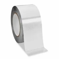 Reinforced Aluminum Foil Tape Single Side Aluminum Tape Heat Resistance