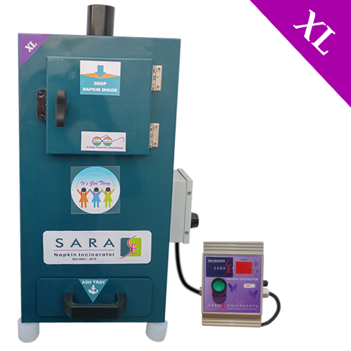 Sanitary Napkin Incinerator For College