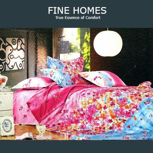 Kids Designer Double Bed Sheet