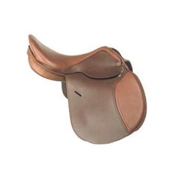 Brown Close Contact Saddle
