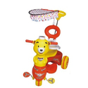 Plastic And Iron Baby Tricycle