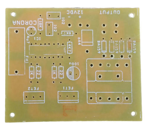 Cfl emergency light circuit board pcb 5 pieces at rs 250 pack cfl emergency light circuit board pcb 5 pieces ccuart Choice Image