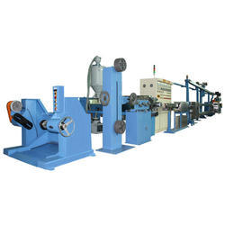 PVC Cable Extruder Machine