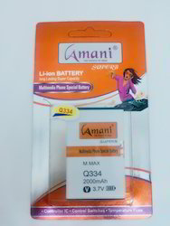 Amani Battery For Micromax Q334