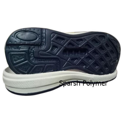 3b520bcea Black And White Casual Shoes Sole( EVA Soles )