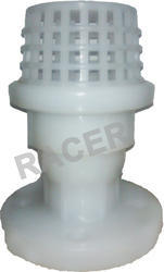 Flanged End Polypropylene Foot Valve