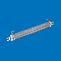 Coiled Wire Resistor