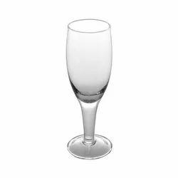 Vertex Transparent 180 ml Tulip Glass, For Restaurant