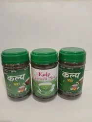 Kalp 1 yrs Green tea, Leaves, Packaging Type: Bottle