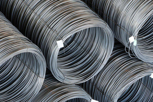 Mild Steel Wire Rods, Length: 5.2 to 22 mm, Rs 35000 /metric ton ...