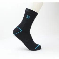 Woodland BD 142A Striped Mid Length Men's Socks
