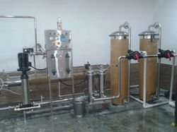 SS Reverse Osmosis Systems, Automation Grade: Automatic, Installation/Civil Work: Available