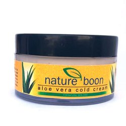 Nature Boon Aloe Vera Cold Cream, Packaging Size: 50g, Plastic Container