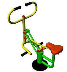 Open Gym Exercise Equipment