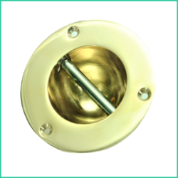 Fender / Mooring Eye ( Brass)