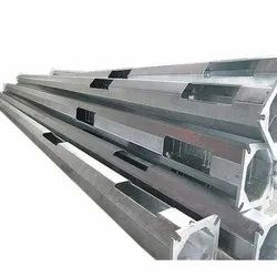 Galvanized Iron Light Pole