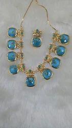 Stone Necklace Sets