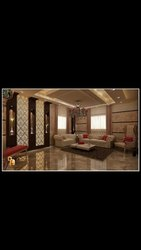 Offline Residential Interior Turnkey Projects