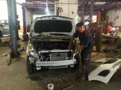 Waterwash & Lubrication Facility Brakes Car Repair Services, 1 Days, Service Center