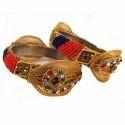 Brass Bangles Multi Stone