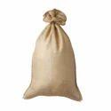 Brown Plain Jute Hessian Cloth Bag