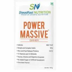 Steadfast Nutrition Power Massive Gainer, 125 G