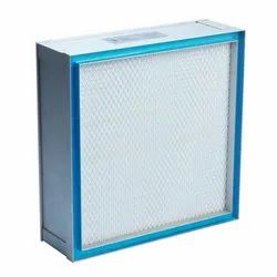 Gel Type HEPA Filter with Hepa Terminal Box