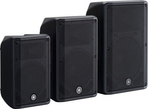 Yamaha Active Speaker Dbr 15 Techno Vibez Wholesale